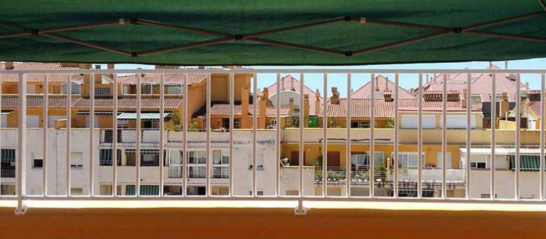 Barandillas de Aluminio en Fuengirola