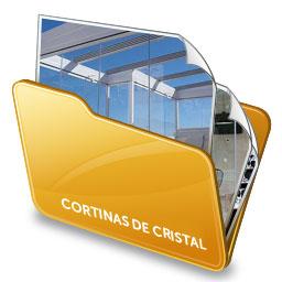 trabajos cortinas cristal
