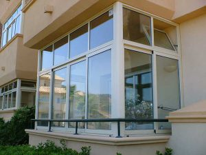 cerramiento terraza aluminio