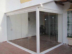 cortina cristal hierro