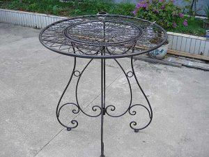 mesa hierro
