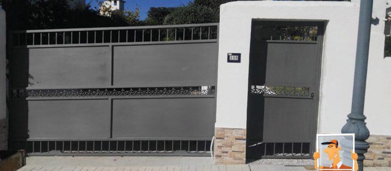 Puerta cancela, ¿cómo elegir la opción perfecta para tu hogar?