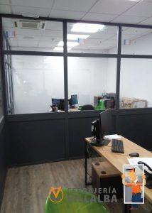 cerramientos internos oficina